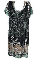 Платье батал женское ромаша