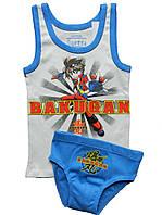 Комплект нижнего белья для мальчика «Бакуган», рост 122 см