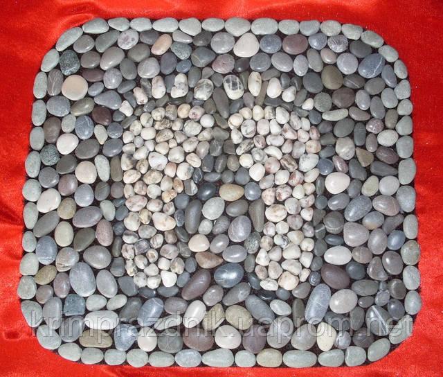 Коврик ортопедический из камней