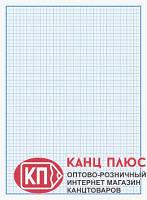 Мицар Миллиметровка А3 10 листов, бумага голубая  арт. 136690