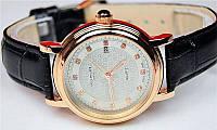 Часы Patek Philipp копия часов женские с ремешком под кожу