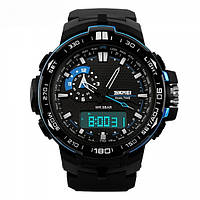 Часы Skmei 1081 Black-Blue