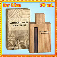 Armand Basi  Wild Forest for Men, edt. 90 ml.