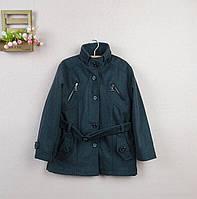 Пальто кашемировое утепленное, для мальчика