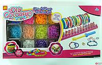 Акция Rainbow loom Набор Подарочный для плетения на 3000 шт. большой арт. 34389