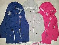 Куртка-ветровка для девочки