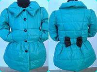 Куртка для девочки весна-осень  Плащик