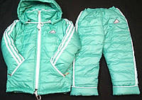 Демисезонный комплект штаны + куртка
