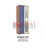 Шкаф для одежды Ш-1442 детской Геометрия