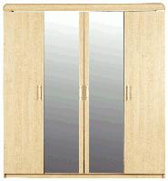 Шкаф платяной 4D k Дрим (BRW TM)
