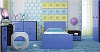 Детская система Аватар (кровать с ламелями / без матраса)