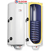 Акумуляційний бак  80 літрів Eldom 72268S (ТЕН 2 кВт + 2шт анод)