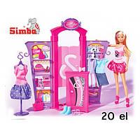 Кукла Штеффи в модном бутике Steffi Love Simba 5732852