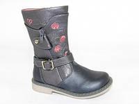 Ботинки демисезонная обувь для девочек Шалунишка Ортопед 7369 (Размеры: 26-31)