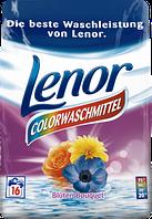 Lenor Colorwaschmittel Pulver Blütenbouquet - Стиральный порошок для цветной одежды, 16 стирок