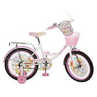 """Велосипед PROFI Kitty детский 18"""""""
