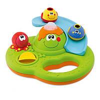 Игрушка для купания Chicco Остров мыльных пузырей 70106