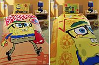 Комплект постельного белья ТАС Sponge bob academics
