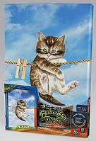 """Набор для творчества """"Вышивка гладью по номерам"""" на подрамнике(210*310мм) Danko Toys"""