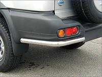 Защита задняя для Nissan Pathfinder 2000-2005