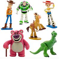 Персонажи Истории игрушек / Toy Story Figure Play Set