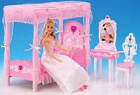 """Мебель для кукол """"Спальня"""" 2614"""