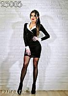 Элегантное молодежное платье норма ВИП1891