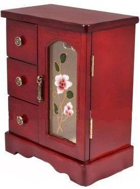 Оригинальный шкафчик для украшений King Wood 3017C венге