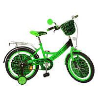 """Велосипед PROFI детский мультик 18"""""""