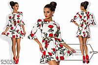 Элегантное молодежное платье ФД521