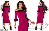 Элегантное молодежное платье ФД2322
