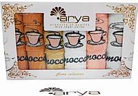 "Набор кухонных полотенец Arya (6-шт)  ""Mocco"""