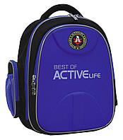 """Рюкзак каркасный ортопедический EVA фасад ранец """"Active Life"""" Cool For School CF85692"""