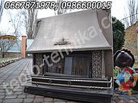 Камин газовый зрелищный с эффектом горения живого огня из Германии