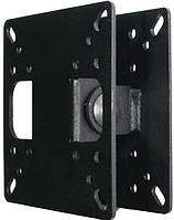 Кронштейн Квадо К-19. Наклонное (или поворотное) настенное крепление для ТВ 14-23``