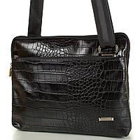 Мужская сумка-планшет из качественного кожезаменителя U.DUX (Ю.ДАКС) MS34155-805