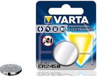 Элемент питания VARTA CR2450 Lithium (560 mAh) (1 шт.)