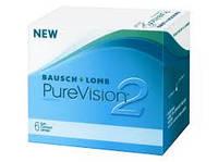 Контактные линзы PureVision 2 (6 линз + 2)