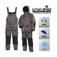 Костюм зимний Norfin Discovery Gray -35°C