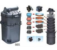 Прудовый фильтр Jebo с UV-стерилизатором 985