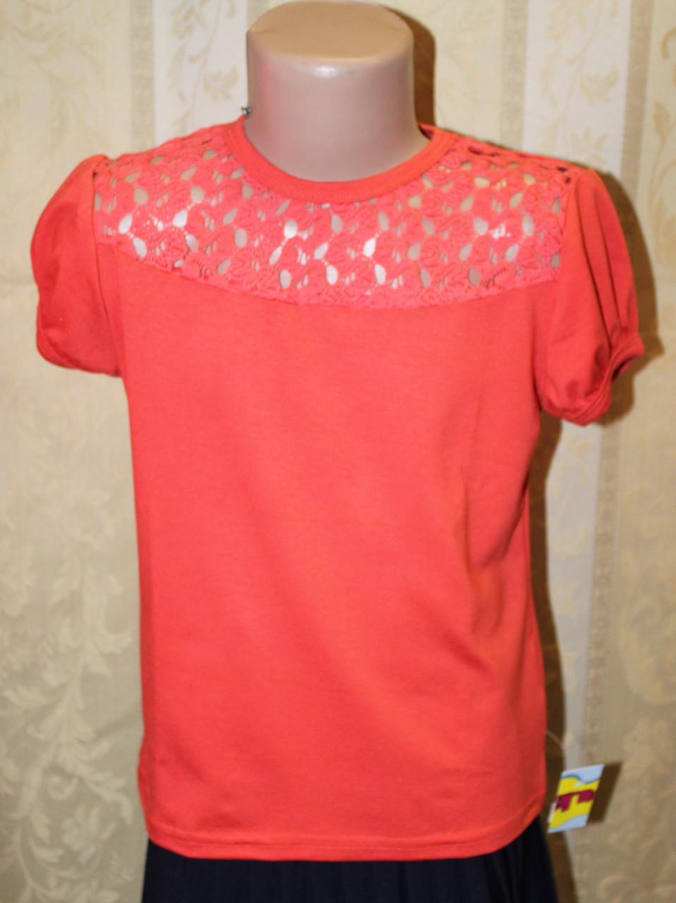 Трикотажные блузки для девочек купить интернет магазин