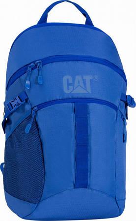"""Удобный рюкзак CAT Urban Active EVO с отделением для ноутбука 15,6"""" 3,5 л. 83238;48 синий"""