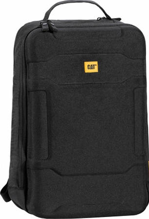 """Вместительный рюкзак для ноутбука до 15,6"""", 15 л. CAT Cage Covers 83263;01 черный"""