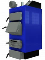 Котел длительного горения Неус-Вичлаз 90 кВт на твердом топливе