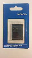 Аккумулятор Nokia BL-4B Li-Ion, 700 mAh (High Copy)