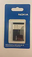 Аккумулятор Nokia BL-4C Li-Ion, 860 mAh (High Copy)