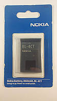 Аккумулятор Nokia BL-4CT Li-Ion, 860 mAh (High Copy)