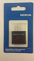 Аккумулятор Nokia BP-6X Li-Pol, 700 mAh (High Copy)
