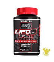 Lipo 6RX, 60 капсул