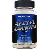 Л-карнитин Dymatize Acetyl L-carnitine 90 капс